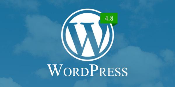 WordPress 4.8 Evans : des nouveautés intéressantes en webmarketing