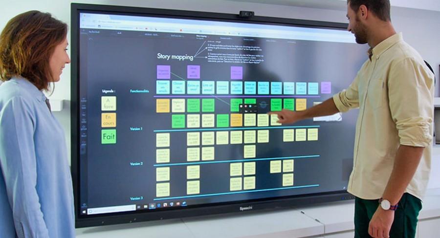 Comment utiliser un écran interactif ?